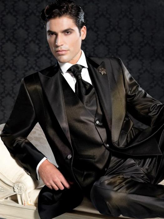 Свадебный мужской костюм 17