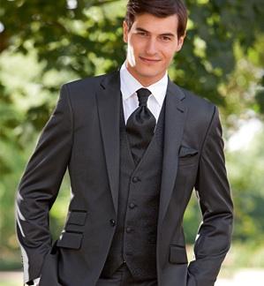 Свадебный мужской костюм 12