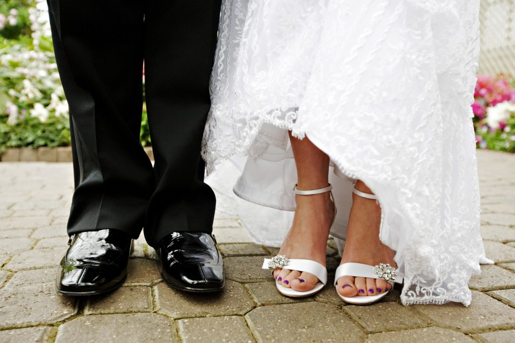 Свадебный педикюр 18