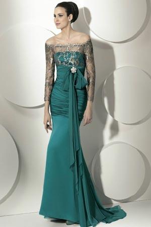 Выпускные платья 2012 - 10