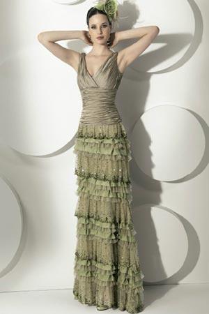 Выпускные платья 2012 - 11
