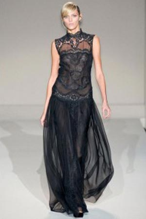 Выпускные платья 2012 - 17