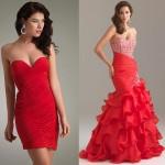 Выпускные платья 2012