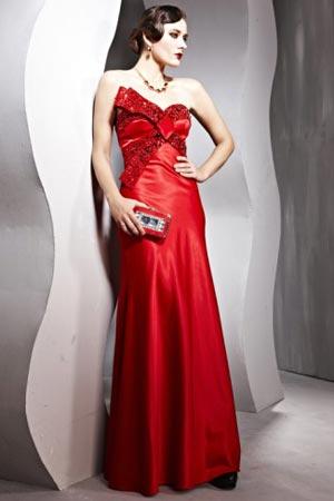 Выпускные платья 2012 - 21