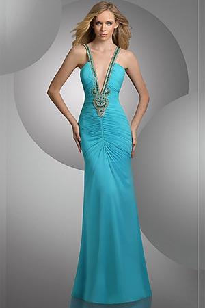 Выпускные платья 2012 - 25