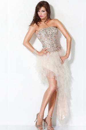 Выпускные платья 2012 - 29