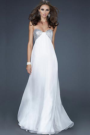Выпускные платья 2012 - 30