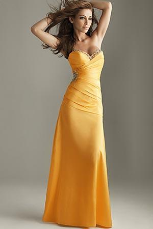 Выпускные платья 2012 - 31