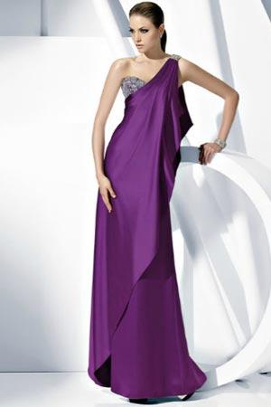 Выпускные платья 2012 - 4