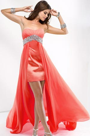 Выпускные платья 2012 - 37