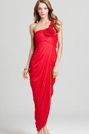 Выпускные платья 2012 - 38