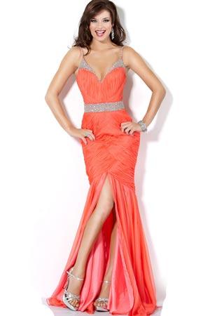 Выпускные платья 2012 - 39