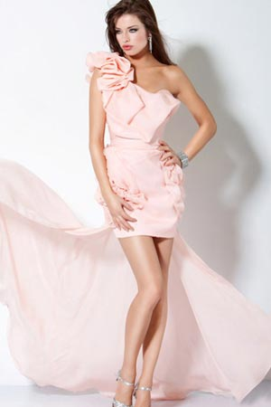 Выпускные платья 2012 - 40