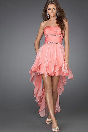 Выпускные платья 2012 - 42