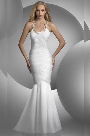 Выпускные платья 2012 - 43