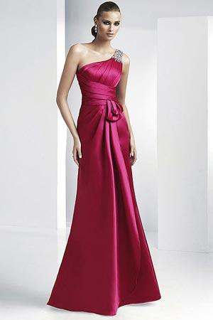 Выпускные платья 2012 - 5