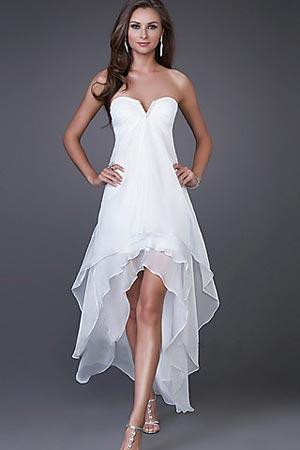 Выпускные платья 2012 - 47