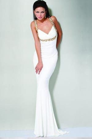 Выпускные платья 2012 - 48