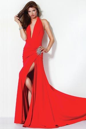Выпускные платья 2012 - 50
