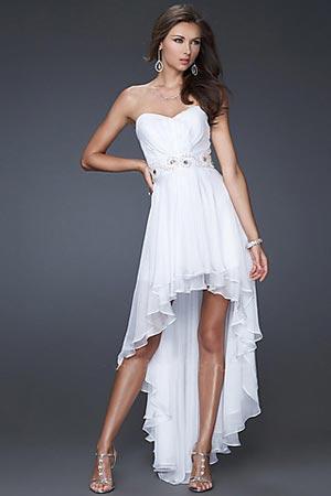 Выпускные платья 2012 - 56