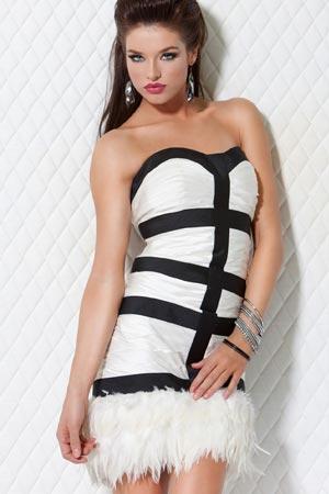 Выпускные платья 2012 - 58