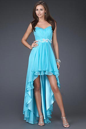 Выпускные платья 2012 - 61