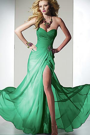 Выпускные платья 2012 - 62