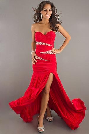Выпускные платья 2012 - 68