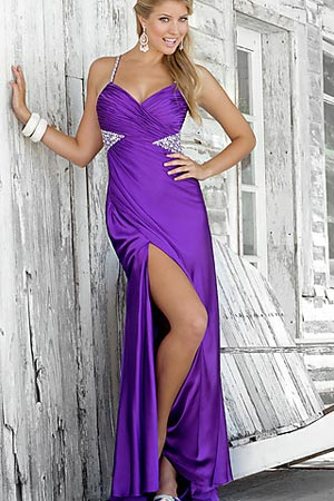 Выпускные платья 2012 - 65