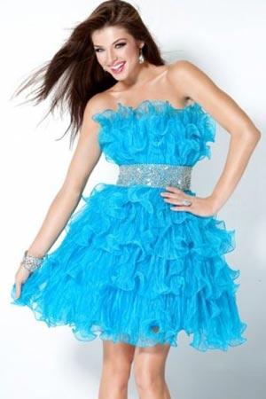 Выпускные платья 2012 - 66