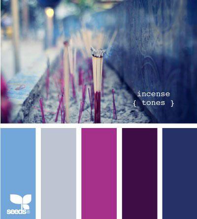 Цветовые схемы 15