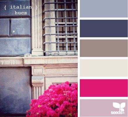 Цветовые схемы 18