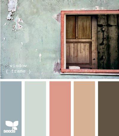 Цветовые схемы 25
