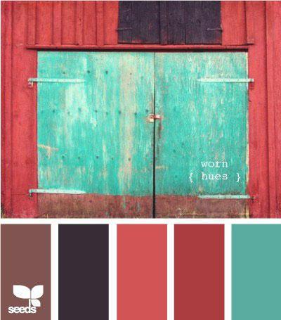 Цветовые схемы 27