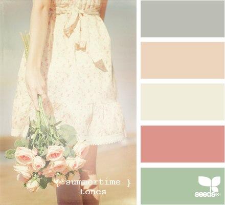 Цветовые схемы 3