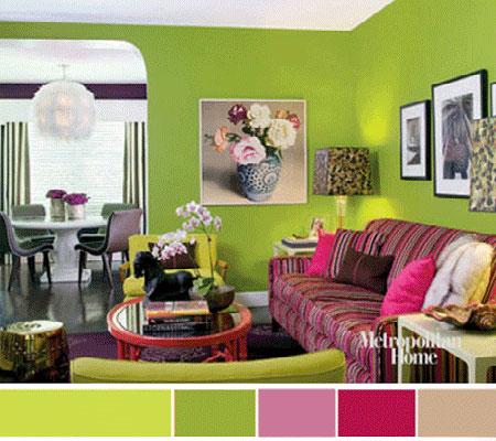 Цветовые схемы 30