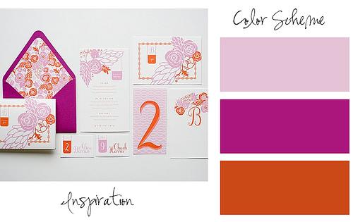 Цветовые схемы 36