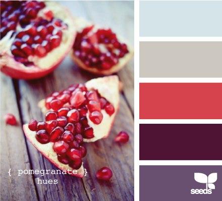 Цветовые схемы 5