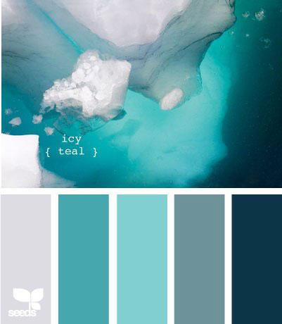 Цветовые схемы 7