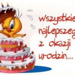 Поздравления с днем рождения на польском