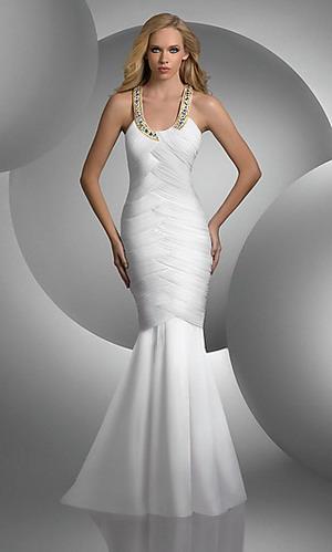 Вечерние платья 2012 - 10