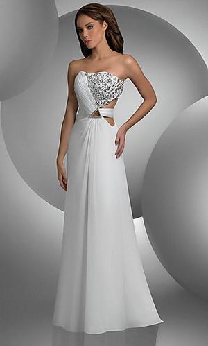 Вечерние платья 2012 - 11