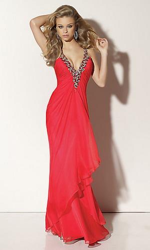 Вечерние платья 2012 - 12