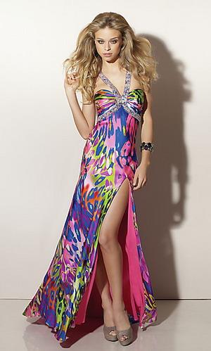 Вечерние платья 2012 - 13