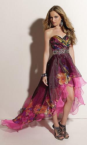 Вечерние платья 2012 - 14