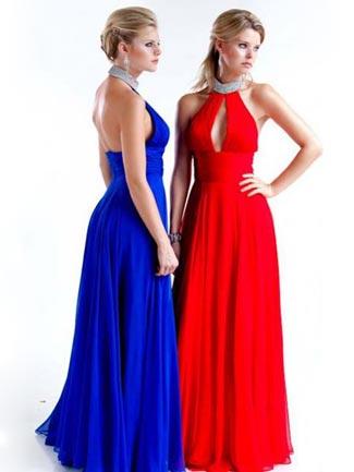 Вечерние платья 2012 - 29