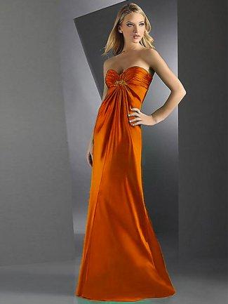 Вечерние платья 2012 - 18
