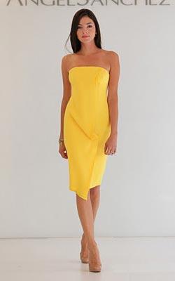 Вечерние платья 2012 - 3