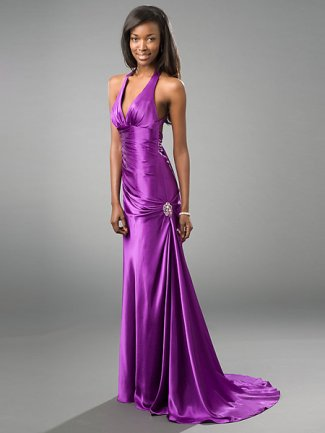 Вечерние платья 2012 - 24