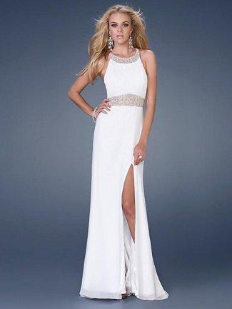 Вечерние платья 2012 - 27